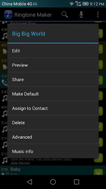 Ringtone Maker Pro screenshot 5