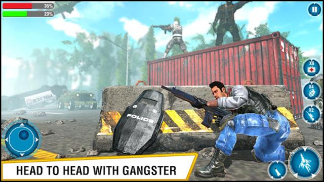 US Police Hero VS Vegas Gangster Crime Battle screenshot 3