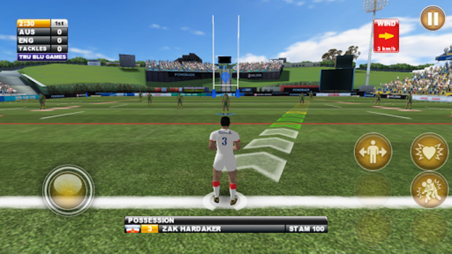 Rugby League Live 2: Quick screenshot 3