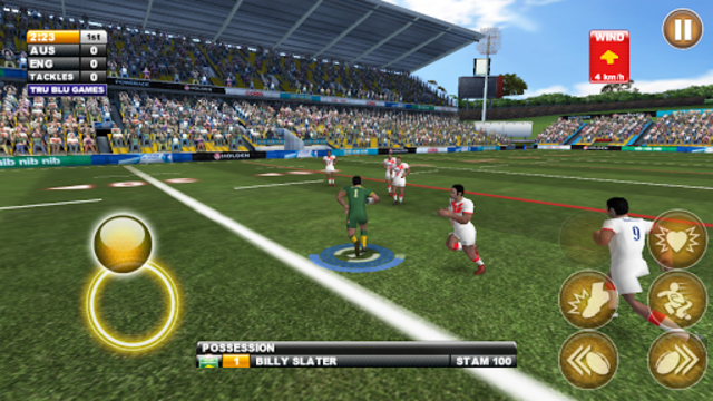 Rugby League Live 2: Quick screenshot 4
