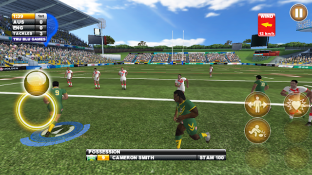 Rugby League Live 2: Quick screenshot 5