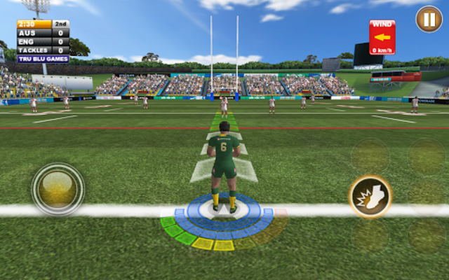 Rugby League Live 2: Quick screenshot 6