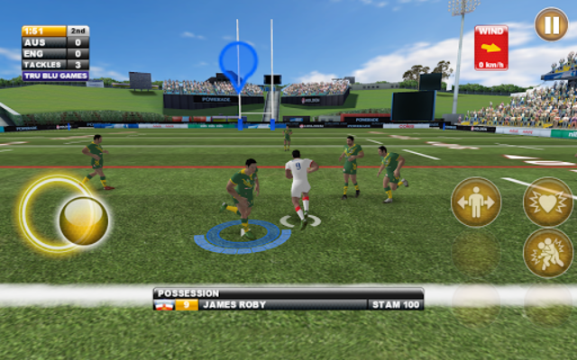 Rugby League Live 2: Quick screenshot 10