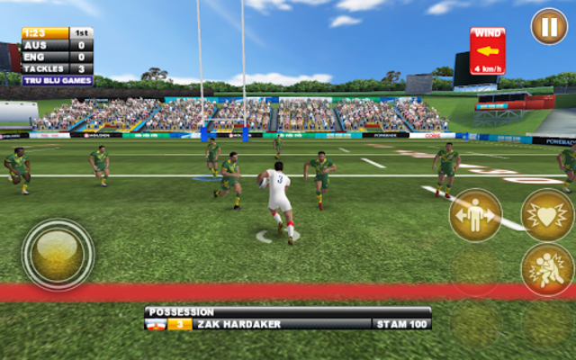 Rugby League Live 2: Quick screenshot 12
