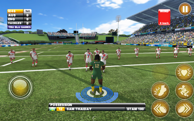 Rugby League Live 2: Quick screenshot 13