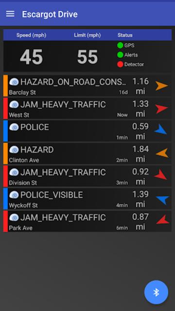 Escargot Drive screenshot 2