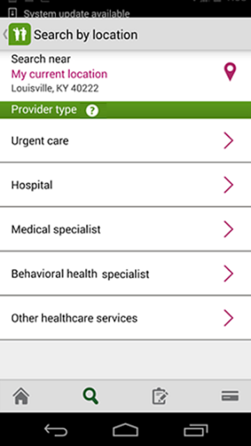 Humana Military screenshot 5