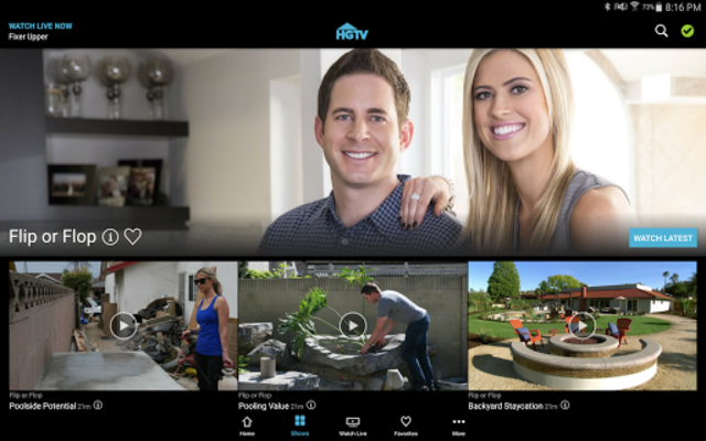 HGTV screenshot 10