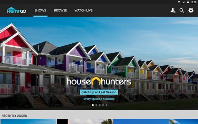 Stream Home Improvement TV Shows on Demand: HGTV screenshot 6