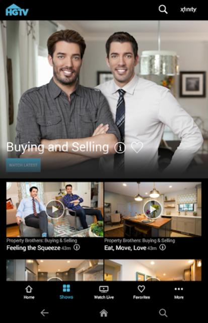 Stream Home Improvement TV Shows on Demand: HGTV screenshot 14
