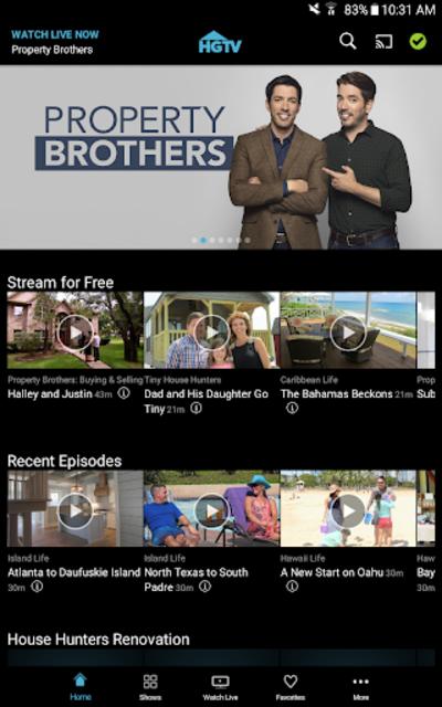 Stream Home Improvement TV Shows on Demand: HGTV screenshot 15