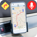 Icon for Voice GPS Driving Direction & Navigation Route