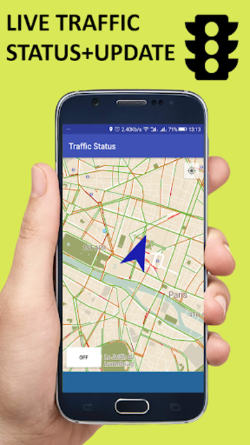 Voice GPS Driving Direction & Navigation Route screenshot 12