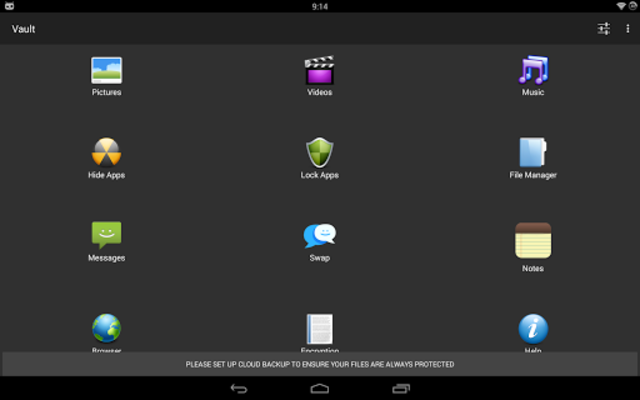 Hide Photos, Video and App Lock - Hide it Pro screenshot 11