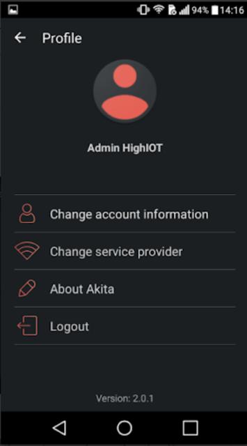 Akita Security screenshot 8