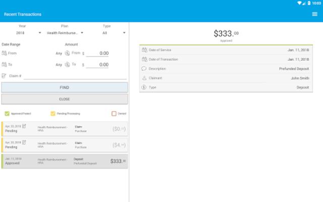 Highmark Blue Shield $pending screenshot 9