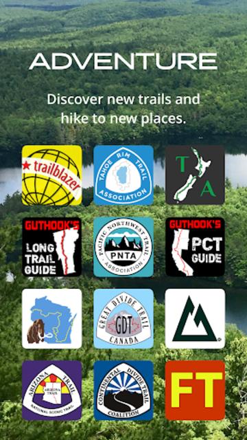 New England Hiker screenshot 2