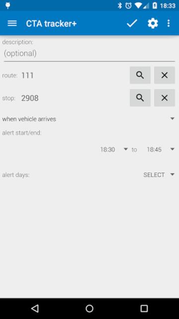 Transit Tracker+ - CTA screenshot 5