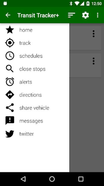 Transit Tracker+ - CVTD screenshot 1