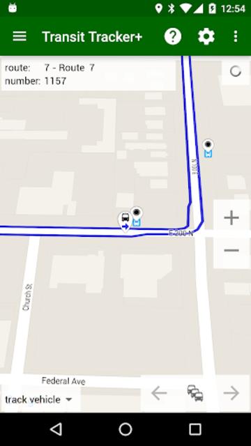 Transit Tracker+ - CVTD screenshot 3