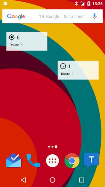 Transit Tracker+ - CVTD screenshot 8