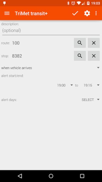 Transit Tracker+ - TriMet screenshot 5