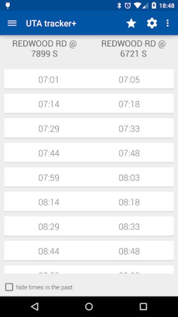 Transit Tracker - UTA screenshot 4