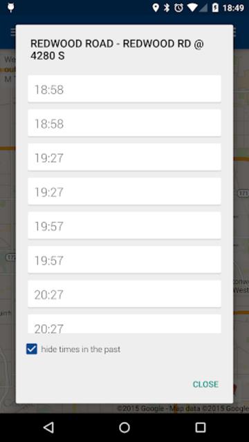 Transit Tracker - UTA screenshot 6