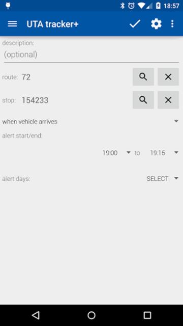 Transit Tracker+ - UTA screenshot 4