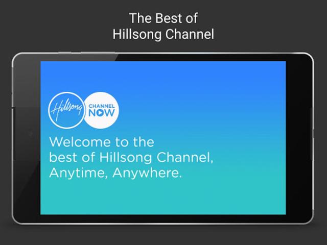 Hillsong Channel NOW screenshot 6