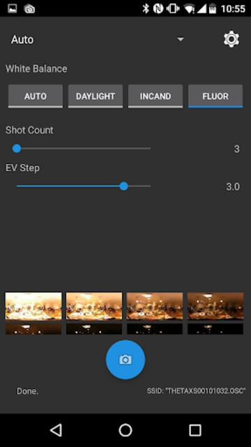THETA S Bracket for HDR (for S/SC, not for V) screenshot 2