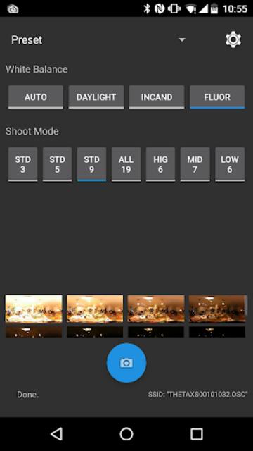 THETA S Bracket for HDR (for S/SC, not for V) screenshot 3
