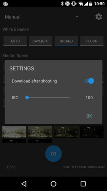 THETA S Bracket for HDR (for S/SC, not for V) screenshot 5