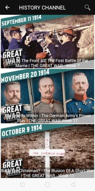 Military History : Best Documentaries screenshot 3