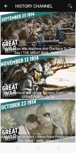 Military History : Best Documentaries screenshot 4