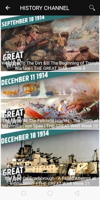 Military History : Best Documentaries screenshot 5