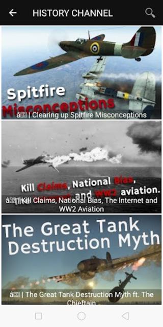 Military History : Best Documentaries screenshot 7