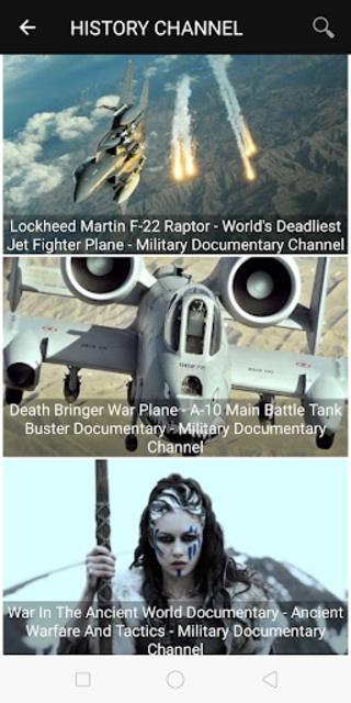 Military History : Best Documentaries screenshot 11