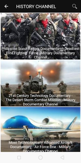 Military History : Best Documentaries screenshot 13