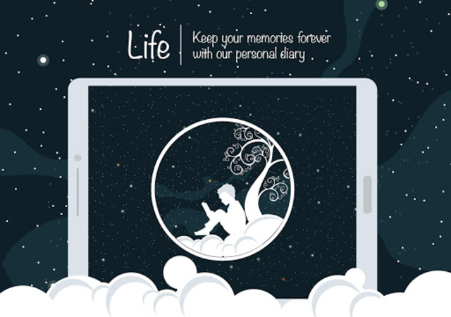 Life : Personal Diary, Journal, Note Book screenshot 11