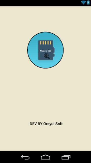 SD Card repair (fix) screenshot 1