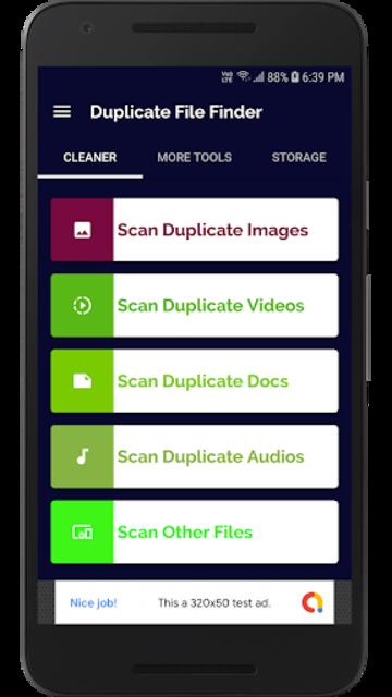 Duplicate File Finder - File Remover & Cleaner screenshot 3