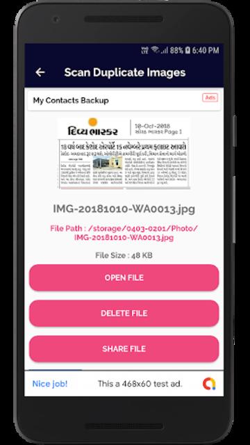 Duplicate File Finder - File Remover & Cleaner screenshot 5