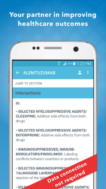 Drug Database 2017 screenshot 4