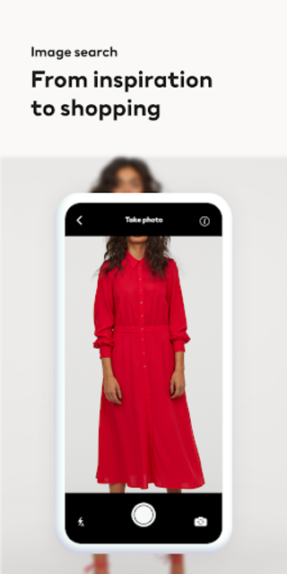 H&M - we love fashion screenshot 3