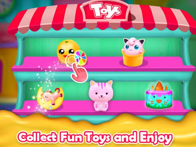 Fluffy Unicorn Slime Maker Simulator screenshot 15