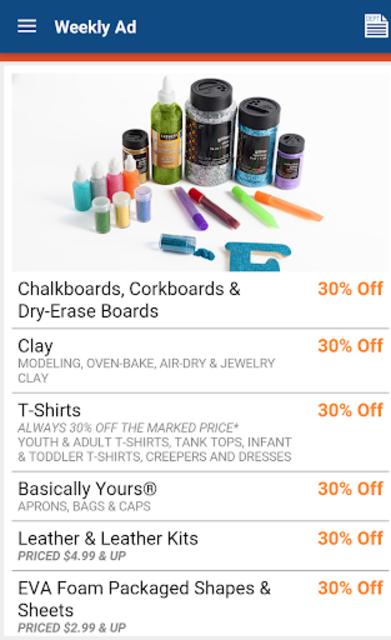 Hobby Lobby Stores screenshot 4
