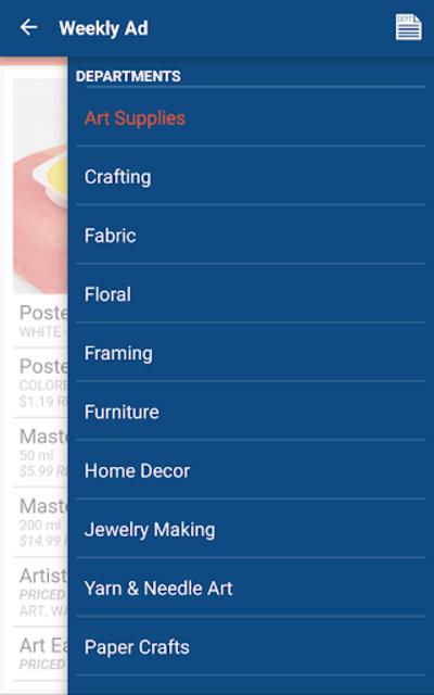 Hobby Lobby Stores screenshot 5