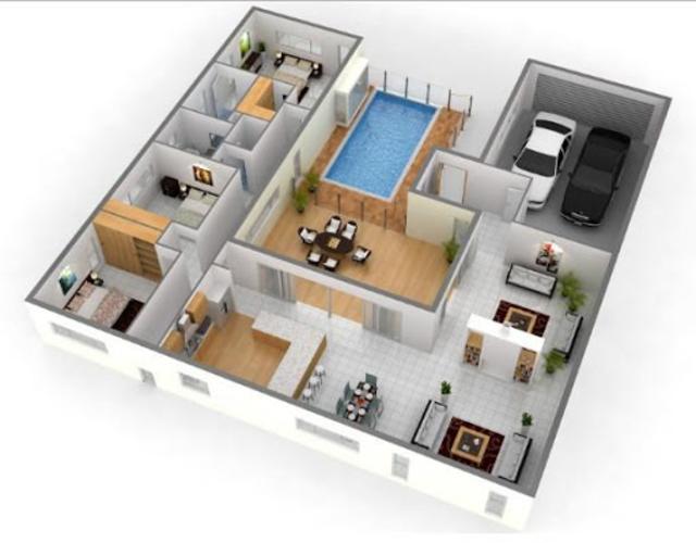 3d home architect screenshot 1