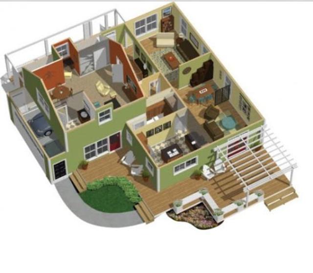 3d home architect screenshot 5